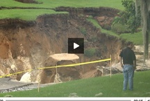 Amazing Videos / Videos of sinkholes, natural disasters, construction, forklift safety and more relating to the contracting businesses and sinkhole/foundation repair specialties of Foundation Services of Central Florida in Ocala, FL