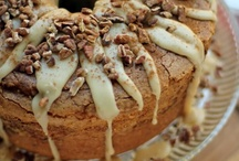 Coffee Cake / by Jessica Thomson