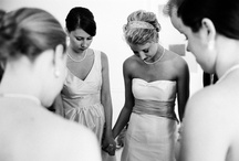 In Prayer / a moment of prayer for the bride and groom / by Southern Weddings Magazine