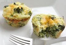 Quiches, Frittatas, and Breakfast Bakes / by Jessica Thomson