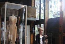 """expo Madame Grès au musée Bourdelle / Expo """"La couture à l'œuvre"""", été 2011."""