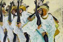 bailando / danseur, danseuses, fêtes, spectacles, musiciens