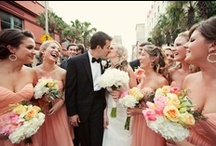 Bridal Parties / Inspiration for your bridesmaids and groomsmen / by Southern Weddings Magazine