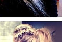 Hair / by Erin Sarver
