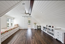 HSH Attic Space / by TJ West
