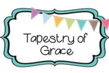 {HISTORY} tapestry of grace / by Beth Silcott