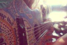 the sound of M U S I C / by Ariadne Indigo