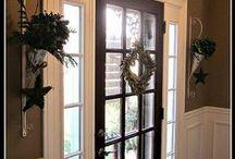 Foyer ideas / by Erin Sarver