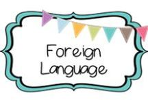 {FOREIGN LANGUAGE} / by Beth Silcott