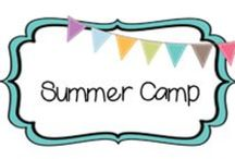 {HOMESCHOOL} summer camp / by Beth Silcott