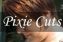 Pixie Cuts / Pixie Cuts done by New York New York  / by New York New York Salon & Spa