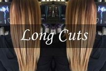 Long Cuts / Long cuts done by Team New York New York / by New York New York Salon & Spa