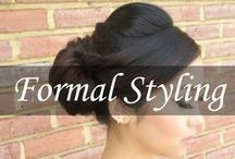 Formal Styles / Formal Styling completed by team New York New York / by New York New York Salon & Spa