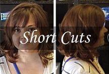 Short Cuts / Short cuts by Team New York New York / by New York New York Salon & Spa