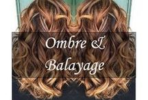 Ombre & Balayage / Ombre & Balayage techniques performed by team New York New York