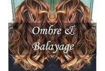 Ombre & Balayage / Ombre & Balayage techniques performed by team New York New York / by New York New York Salon & Spa