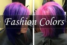 Fashion Colors / Fashion Colors by our Stylists! / by New York New York Salon & Spa