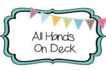 {GREAT ENDEAVOR} all hands on deck / by Beth Silcott