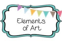 {ART} elements / by Beth Silcott