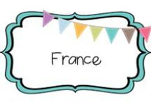 {GEOGRAPHY} france / by Beth Silcott