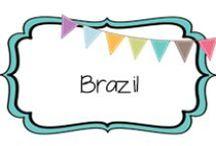 {GEOGRAPHY} brazil / by Beth Silcott