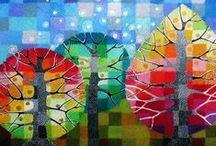 Paintings, photos, prints, wall art / by Babukatorium ♥