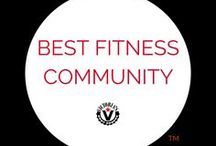 Best Fitness Community / Welcome! I was born to move. I am a Professional Trainer for Athletes, Entertainers, Models & Moms & Dads! Movement of all kinds is my passion. Show us some of your favorite workout ideas and pins! Please Always Share High quality and Health Friendly Updated and Quality Fitness Pins And Tips. Spammer will be removed or blocked. Always keep clean :)