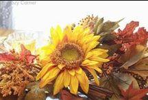 Fall - Autumn Decor