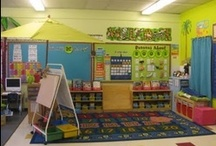 Classroom Organization & Decor / by Brandy Fitz