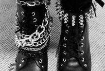 Foot Fetish / by Stephanie Kuhn