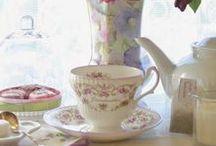 Tea Tablescapes