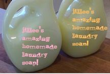 DIY Cleaning Supplies / by Amy Williams
