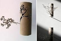 Art R / Aquí volem col·leccionar tot allò que sigui art amb coses reciclades o reutilitzades