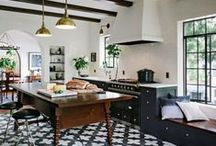 Cool Kitchen / by Rue du Framboisier