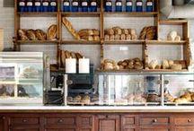 The cute bakery