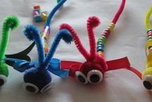 Hug-A-Bug crafts / by Anna Church