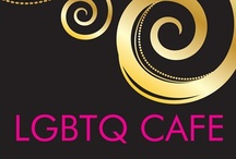 LGBTQ Cafe Banners