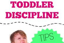 Sometimes They Need a Time Out / A board on different ways to appropriate discipline a child.