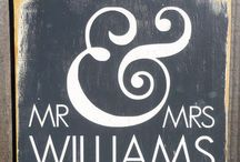 Wall Decor / by Amy Williams