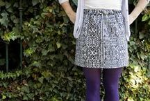 {Sewing} Clothing Patterns and Ideas / by Crystal Lewis