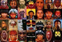 Genus Homo / Origins and Culture • Genus Homo and Predecessors  / by Melissa Μέλισσα