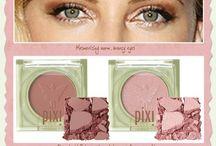 Beauty : Pixi Makeup Line / Beauty : Pixi Cosmetics  / by Tina Damron