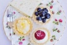 Summer Afternoon Tea / Summer Afternoon Tea party ideas for a bring and share event - high tea recipes for summer http://www.MissSueFlay.com