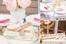 Party Planning  / by Cheryl Piner
