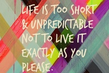 Quotes  / by Cheryl Piner
