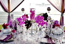 Centerpieces & Reception Tables / by Shanna M