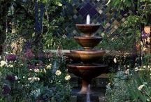 """Garden Design / See also my boards on """"Plants"""" and """"Garden Ornament and Structure"""". / by Lynn Metevier"""