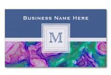 Business Cards / by KCavender Designs