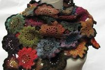 Crocheted Projects - CL Trio / These are some of our crochet projects that we have created to sell in-store and online.