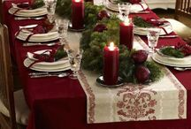 Christmas: Indoors / Christmas crafts and decor for my house.  Each room including laundry and bathrooms get decorated.  It take me a week to do the whole house inside and outside. I want my home magical for the grand kids. / by Gwen Crivello